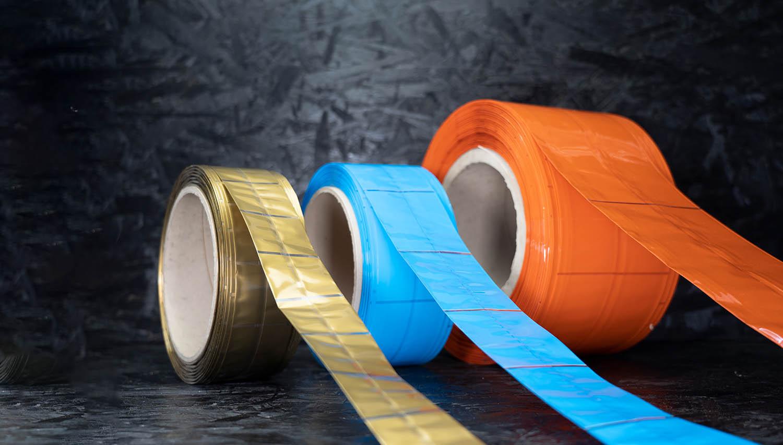 Schrumpfsleeve Etiketten: Shrinksleeves für die Industrie